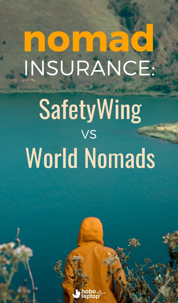 Nomad Travel Insurance Showdown! World Nomads vs Safetywing - Classic Guides